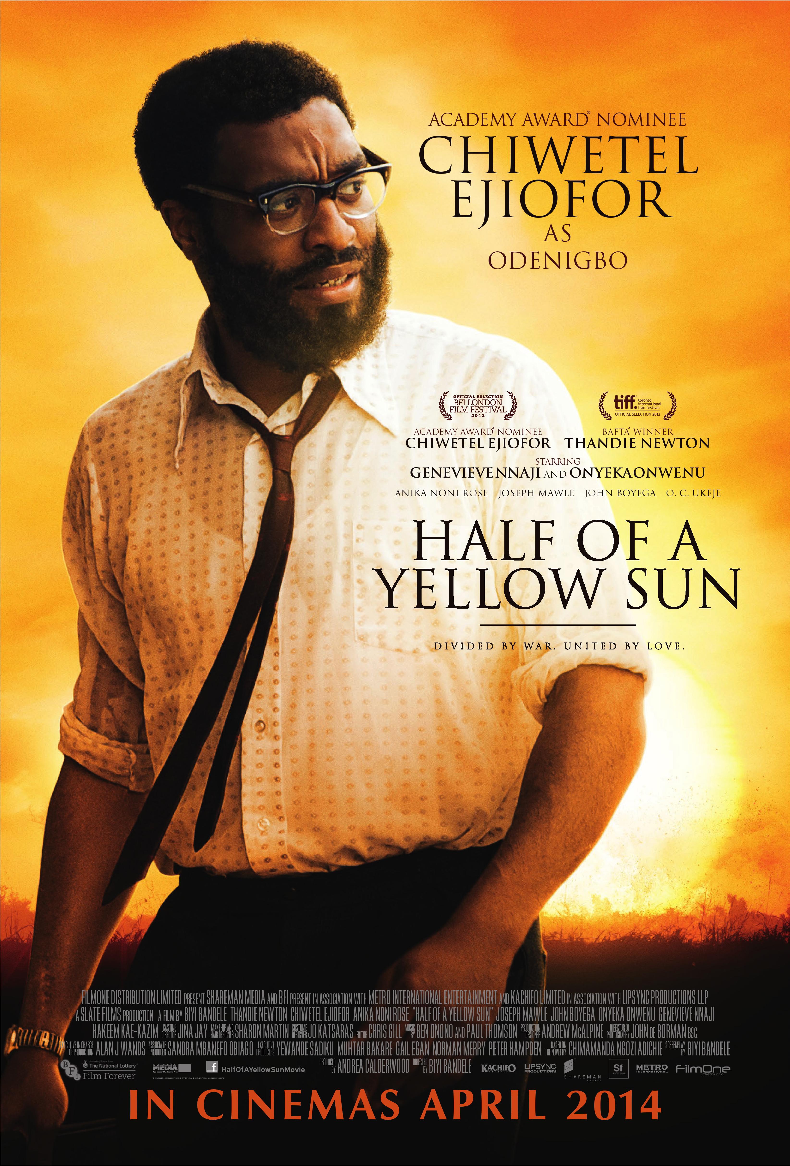 half of a yellow sun essay