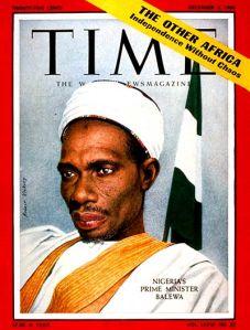 Abubakar Tafawa Balewa-time cover