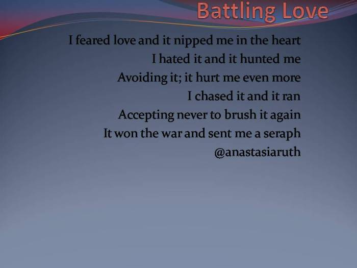 Battling Love